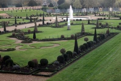 Hampton court cones