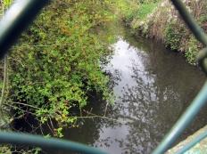 Secretive river
