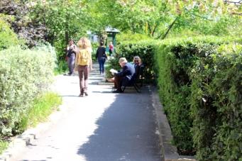 8. walkway perspective