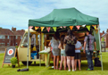 Left Coast Pop Up Urban Farm