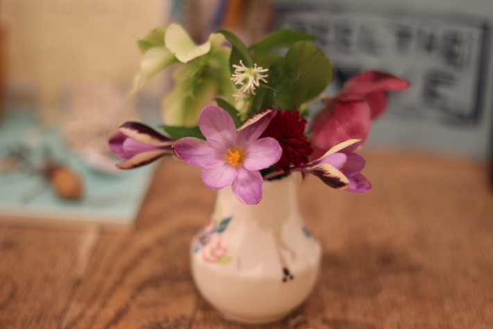 Imbolc Flowers 1 2016