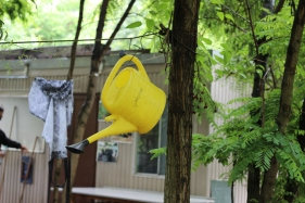 Princezzinnen Garten watering can