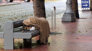homeless-portland-or