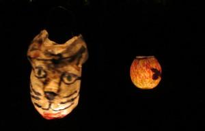 tiger-face-lantern